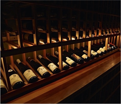 Bulk Wine Cellar Storage Controls Lighting for Your Commercial Wine Product