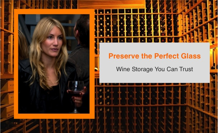 Preserve the Taste of Your Wine with the Right Storage