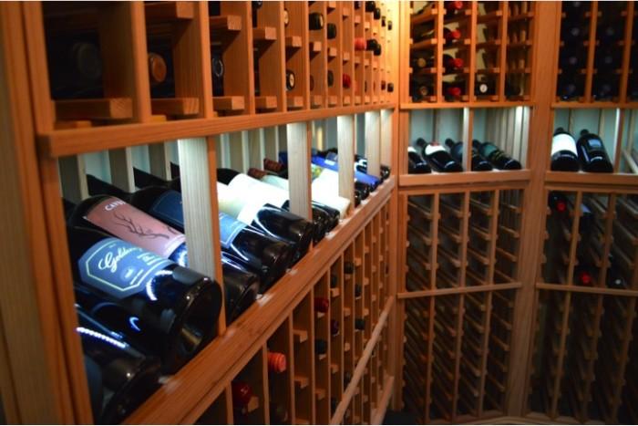 Private Wine Storage Rooms in San Juan Capistrano, California