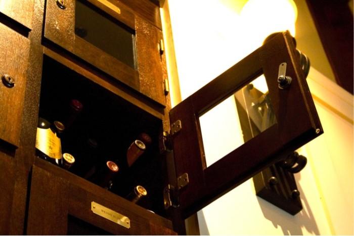 Wine Lockers in Orange County