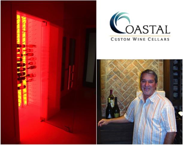 Coastal Custom Wine Cellars Builder in Orange County